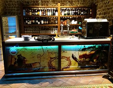 Vinilo Bar Pirata
