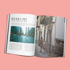 revistas formato A4
