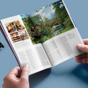 revista formato A6